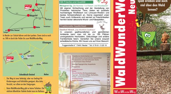 Waldwunderweg-Flyer als PDF